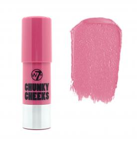 W7 Chunky Cheeks - Tokyo - Blush Cremos Rezistent la transfer0
