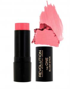 Blush Si Ruj Makeup Revolution The One Blush Stick - Matte Pink