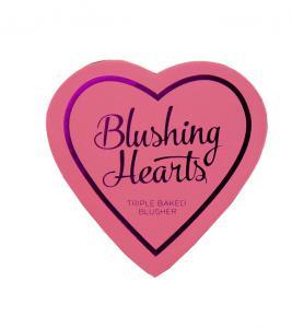 Blush Iluminator Makeup Revolution I Heart Makeup Blushing Hearts - Candy Queen of Hearts, 10g1