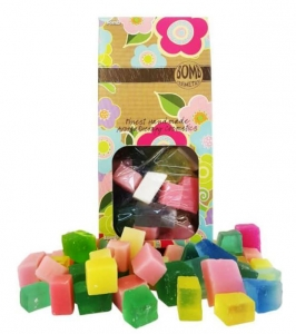 Set cadou Soap Chuncks, Bomb Cosmetics, 300 gr