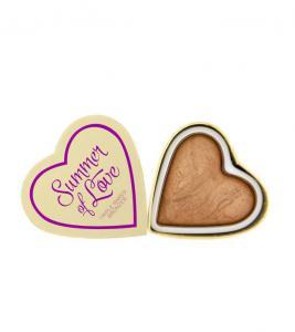 Iluminator Makeup Revolution I Heart Makeup Bronzer Hearts Summer Of Love - Love Hot Summer, 10g