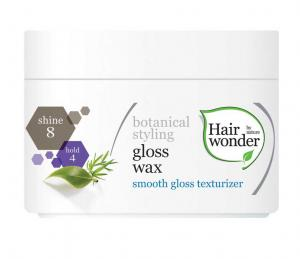 Ceara Pentru Coafare HennaPlus Hair Wonder Gloss Wax-100 ml