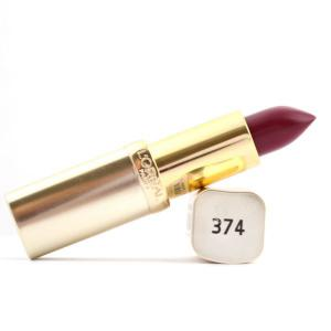 Ruj L'Oreal Color Riche - 374 Intense Plum1