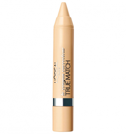 Creion Corector L'Oreal Paris Accord Parfait Crayon Concealer Pen, 20 Vanilla, 5 g