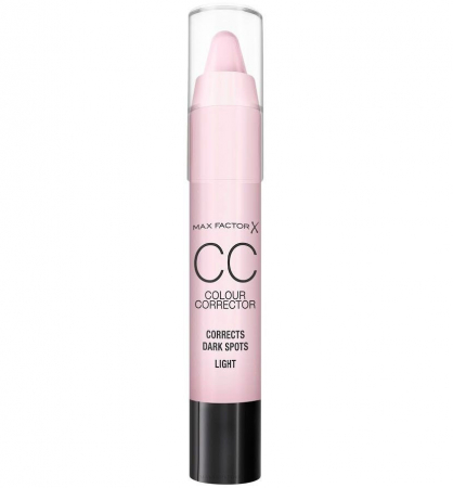 Corector pentru pete si imperfectiuni MAX FACTOR Colour Corrector Dark Spots, Light
