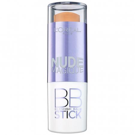 Corector L'Oreal Paris Nude Magique BB Concealer Stick, Medium to Dark0