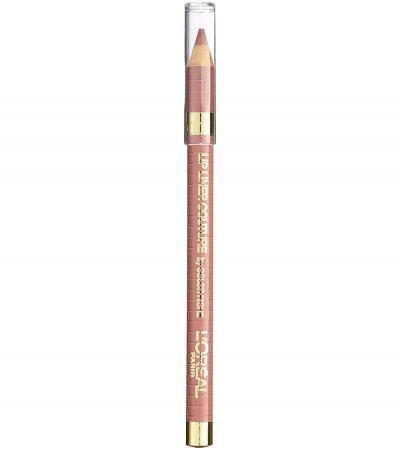 Creion de buze L'Oreal Paris Lip Liner Couture by Color Riche, 630 Beige A Nude0