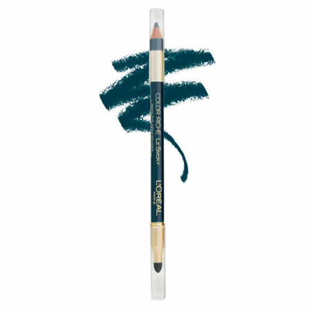 Creion de Ochi L'OREAL Color Riche Le Smoky, 207 Stormy Sea