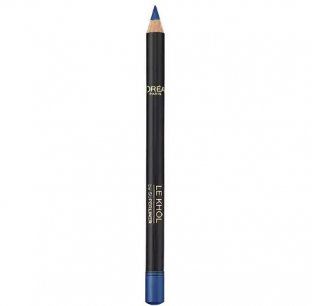 Creion de ochi L'Oreal Paris Le Khol by Superliner, 107 Deep Sea Blue0