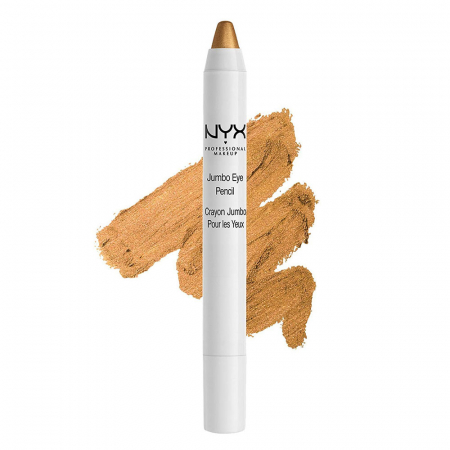 Creion de ochi NYX Professional Makeup Jumbo Eye Pencil, 612 Gold, 5 g