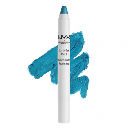 Creion de ochi NYX Professional Makeup Jumbo Eye Pencil, 632 Peacock, 5 g