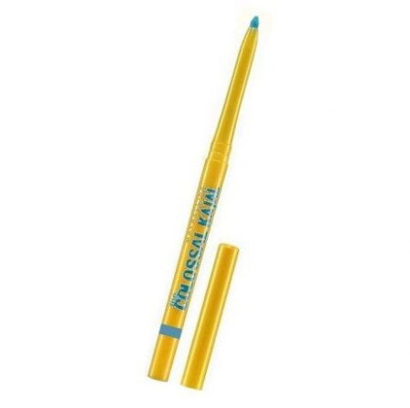 Creion De Ochi Retractabil Maybelline New York The Colossal Kajal 12 Hr, Turquoise0
