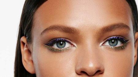 Tus de ochi MAYBELLINE Master Ink Liquid Eyeliner, Metallic, 32 Twilight Purple3