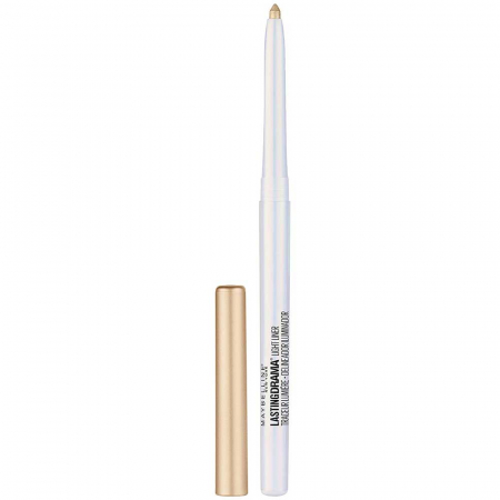 Creion de ochi pentru luminozitate MAYBELLINE Lasting Drama Light Liner, Waterproof, 10 Gold Light
