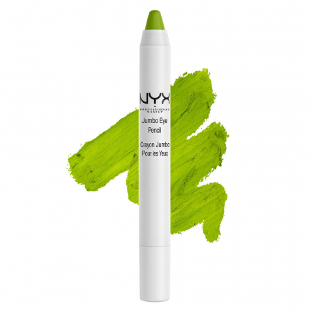 Creion de ochi NYX Professional Makeup Jumbo Eye Pencil, 628 Cucumber, 5 g