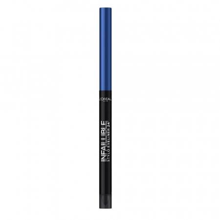Creion de ochi rezistent la transfer L'Oreal Paris Infaillible Stylo 24h, 314 Rebel blue