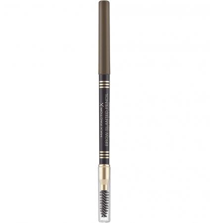 Creion pentru sprancene Max Factor Brow Slanted Pencil, 03 Dark Brown2