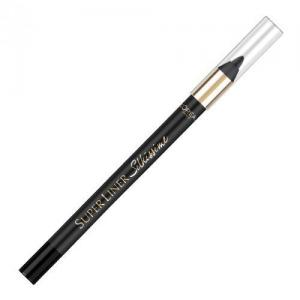 Creion de ochi L'Oreal Superliner Silkissime 24h Waterproof-01 Black