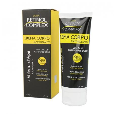 Crema de corp elasticizanta cu venin de albine, Ultra Retinol Complex, 200 ml