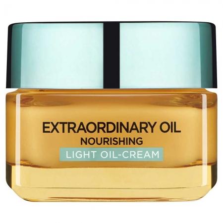 Crema De Fata Hidratanta Si Iluminatoare L'oreal Extraordinary Oil Light Oil Cream, 50 ml1