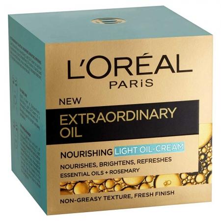 Crema De Fata Hidratanta Si Iluminatoare L'oreal Extraordinary Oil Light Oil Cream, 50 ml2