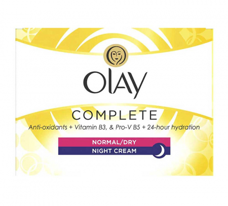 Crema De Noapte pentru Ten Normal/Uscat OLAY Complete Night Cream, 50 ml4