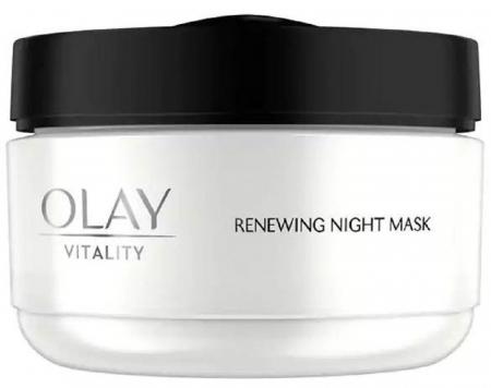Crema De Noapte Anti-Rid OLAY Vitality Renewing Night Mask, 50 ml4