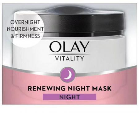 Crema De Noapte Anti-Rid OLAY Vitality Renewing Night Mask, 50 ml1