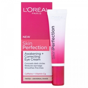 Crema De Ochi Anti Oboseala L'oreal Skin Perfection Awakening Eye Cream, 15 ml