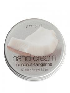Crema de Maini Greenland cu Nuca de Cocos si Mandarine - 50 ml
