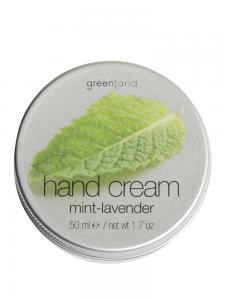 Crema de Maini Greenland cu Menta si Levantica - 50 ml