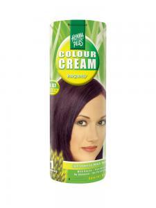 Crema Nuantatoare de Par HennaPlus Colour Cream - Burgundy 3.67