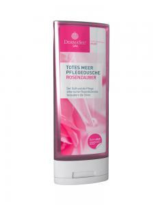 Gel de Dus DermaSel SPA cu Extract de Trandafir - 150 ml