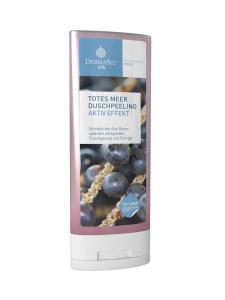 Gel de Dus Exfoliant DermaSel SPA cu Acai Berry - 150 ml