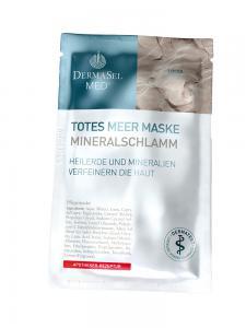 Masca de Fata pe Baza de Namol Mineral DermaSel MED - 12 ml