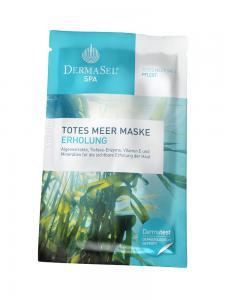 Masca de Fata Revitalizanta DermaSel SPA cu Mirco-Alge - 12 ml