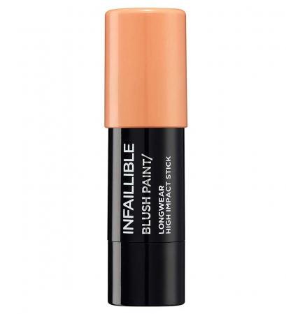 Fard de obraz stick L'Oreal Paris Infaillible Blush Paint, 02 Tangerine Please, 7 g2