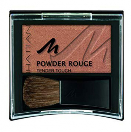 Fard de obraz Manhattan Powder Rouge Tender Touch, Golden Brown 39W