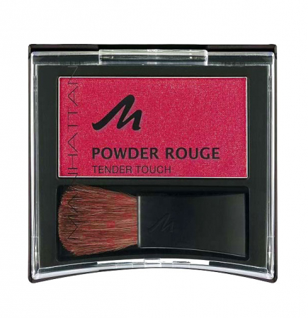 Fard de obraz Manhattan Powder Rouge Tender Touch, Pink Hunter 55H