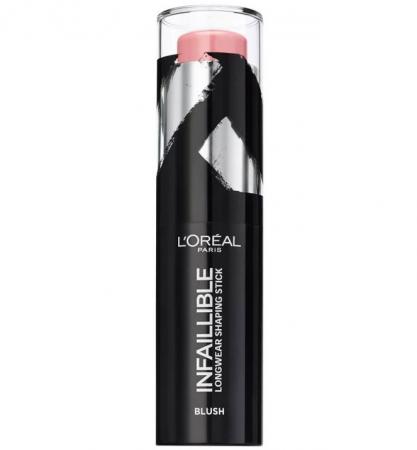 Fard de obraz L'Oreal Paris Infaillible Longwear Shaping Stick, 001 Sexy Flush, 9 g1