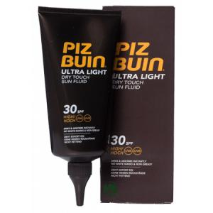 Fluid Piz Buin Ultra Light Dry Touch cu Protectie Solara SPF 30, 150 ml