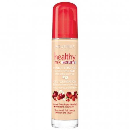 Fond de ten Bourjois Healthy Mix Serum 16 Hr 51 Light Vanilla, 30ml0