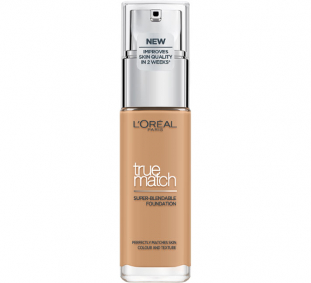 Fond De Ten L'Oreal Paris True Match Super Blendable - 6.N Honey, 30 ml0