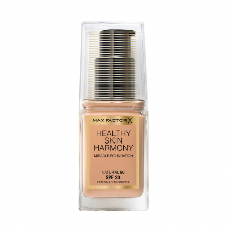 Fond de ten Max Factor Healthy Skin Harmony Miracle, 50 Natural, 30 ml