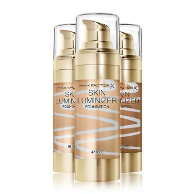 Fond De Ten MAX FACTOR Skin Luminizer Miracle Foundation - 60 Sand, 30ml1