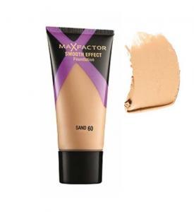 Fond De Ten Max Factor Smooth Effect, 60 Sand, 30ml