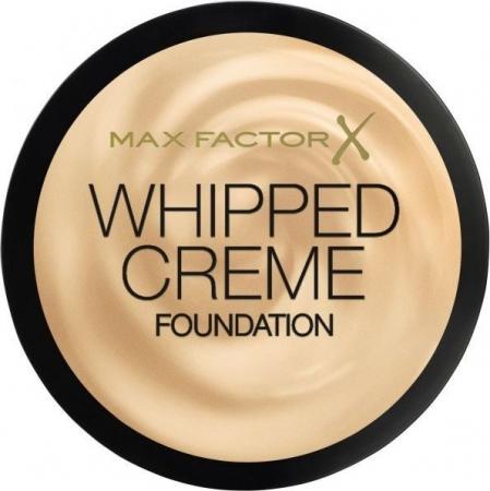 Fond de Ten Max Factor Whipped Creme, 45 Warm Almond, 18 ml0