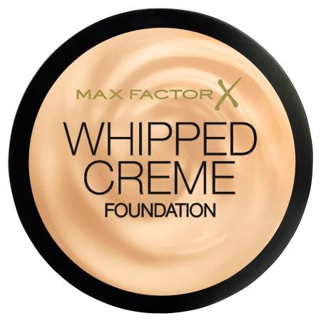 Fond de Ten Max Factor Whipped Creme, 47 Blushing Beige, 18ml0