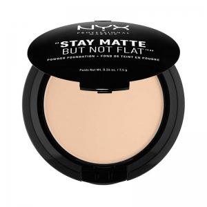 Fond De Ten Pudra Nyx Professional Makeup Stay Matte But Not Flat - Nude Beige, 7.5 gr