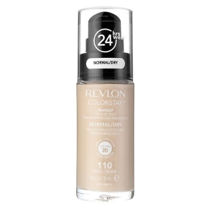 Fond De Ten Revlon Colorstay Normal / Dry Skin Cu Pompita - 110 Ivory, 30ml